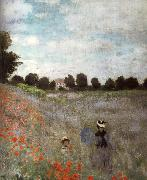 Details of Poppies, Claude Monet