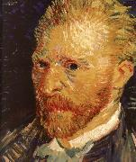 Vincent Van Gogh Self-Portrait oil painting reproduction