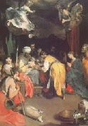 Barocci, Federico The Circumcision (mk05) oil painting reproduction