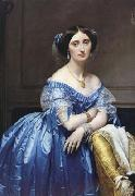 Portrait of Princess Pauline-Eleonore de Broglie (mk04), Jean Auguste Dominique Ingres