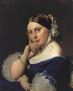 Portrait of Delphine Ingres,nee Ramel (mk04), Jean Auguste Dominique Ingres