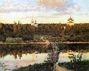 Levitan, Isaak The Quiet Abode oil painting