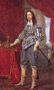 Charles I, Mytens, Daniel the Elder