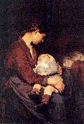 Nourse, Elizabeth The Mother oil painting