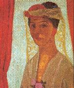 Paula Modersohn-Becker Self-Portrait oil painting reproduction