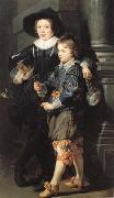Albert and Nicolas Rubens (mk01), Peter Paul Rubens