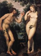 Adam and Eve (mk01), Peter Paul Rubens