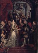 The Wedding by Proxy of Marie de'Medici to King Henry IV (MK01)