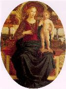 Pollaiuolo, Jacopo Madonna and Child oil painting