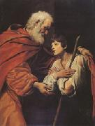 SPADA, Lionello The Return of the Prodigal Son (mk05) oil painting
