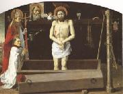 School of Provence The man of Sorrows Standing in the Tomb (mk05) oil painting