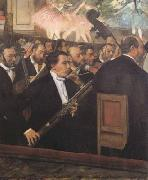 The Orchestra of the Opera (mk06), Edgar Degas