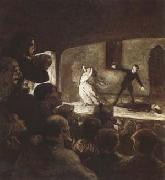 The Melodrama (mk09), Honore  Daumier