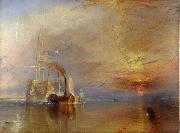 The  Fighting Temeraire Tugged to het last berth to be Broken Up (mk09), J.M.W. Turner