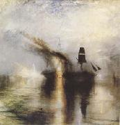 Peace-Burial at Sea (mk09), J.M.W. Turner