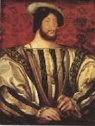 Jean Clouet Francois I King of France (mk05) oil painting artist