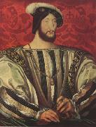 Jean Clouet Portrait of Francis I,King of France (mk08) oil painting artist