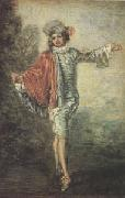 L'Indifferent(The Casual Lover) (mk05), Jean-Antoine Watteau
