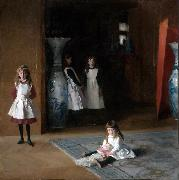 The Daughters of Edward Darley Boit (mk09), John Singer Sargent