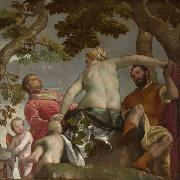 Allegory of Love (mk08), Paolo  Veronese