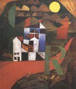 Paul Klee Villa (mk09) oil painting