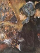 Pierre-Auguste Renoir La Premiere Sortie (The First Outing) (mk09) oil painting