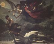 Pierre-Paul Prud hon Justice and Divine Vengeance Pursuing Crime (mk05) oil painting reproduction