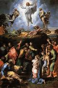Raphael The Transfiguration (mk08) oil painting reproduction