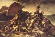 Theodore   Gericault The Raft of the Medusa (mk05) oil painting artist