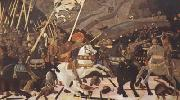 UCCELLO, Paolo Battle of San Romano (mk08) oil painting