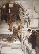 An Audience at Agrippa's (mk23), Alma-Tadema, Sir Lawrence