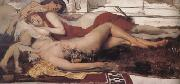 Exhausted Maenides (mk23), Alma-Tadema, Sir Lawrence