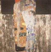 She who was La Belle Heaulmiere (mk19), Gustav Klimt