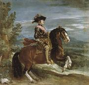 Philip IV on Horseback (df01), Diego Velazquez