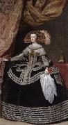 Diego Velazquez Queen Mariana (df01) oil painting reproduction