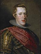 Philip IV in Armour (df01), Diego Velazquez