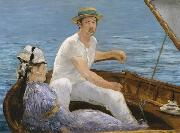 Boating (nn02), Edouard Manet