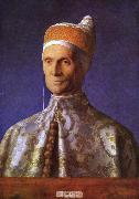 Giovanni Bellini Il doge Leonardo Loredan (mk21) oil painting picture wholesale