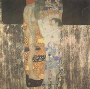 The Three Ages of Woman (mk20), Gustav Klimt