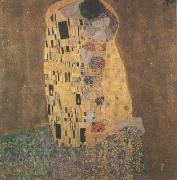 Gustav Klimt The Kiss (mk20)