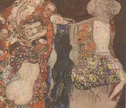 The Bride (unfinished) (mk20), Gustav Klimt