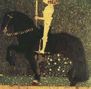 Life is a Struggle (The Golden Knight) (mk20), Gustav Klimt