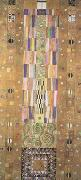 Pattern for the Stoclet Frieze (mk20), Gustav Klimt