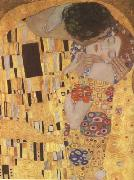 The Kiss (detail) (mk20), Gustav Klimt