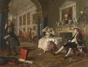 Shortly after the Marriage (mk08), HOGARTH, William