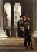 London Visitors (nn01), James Tissot