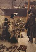 Goodbye-On The Mersey (nn01), James Tissot