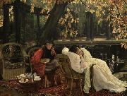 A Convalescent (nn01), James Tissot
