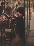 La Demoiselle de Magasin (The Shop Girl) (nn01), James Tissot