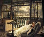 A Passing Storm (nn01), James Tissot
